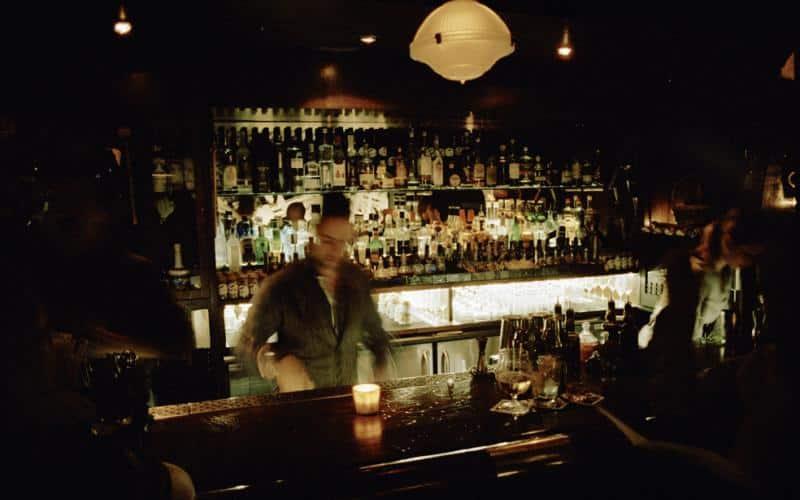 Barman w Londynie, cz. 2